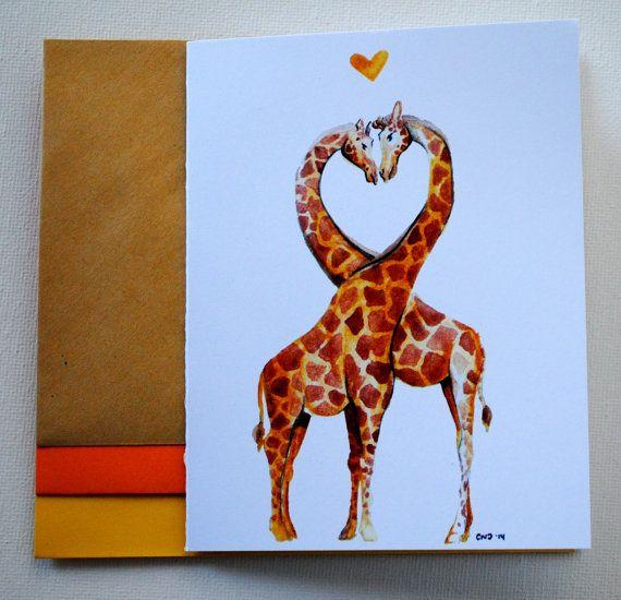 Aninimal Book: Giraffe Heart | Anything Awesome | Giraffe tattoos ...