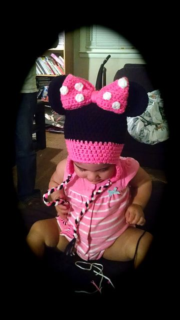 Mickey And Minnie Mouse Crochet Patterns | Minnie mouse, Free ...