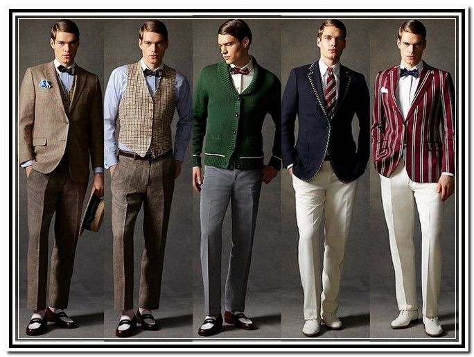 Great Gatsby Outfits Ideas For Men