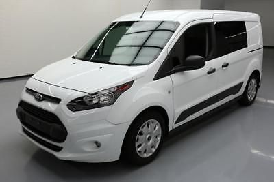 2015 Ford Transit Connect Xlt Mini Cargo Van 4 Door 2015 Ford