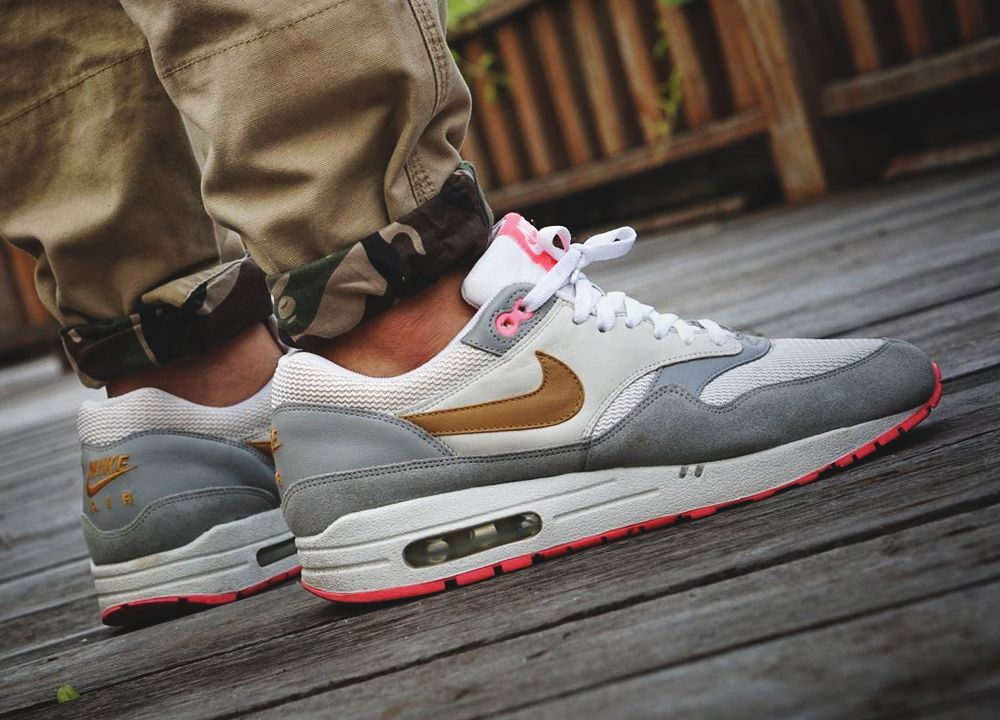 new concept 3bd06 166f0 Nike Air Max 1 Pink Pack - 2007 (by Leo Setiawan)