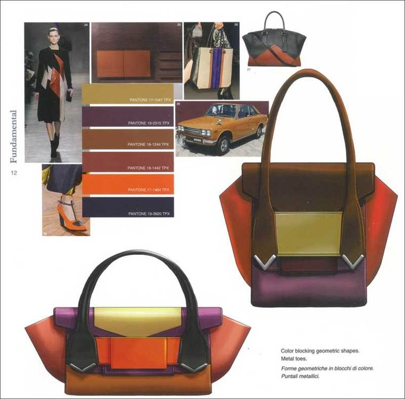 Bags Trend Book F W 15 16 Accessoires Shoes Styling Forecasts