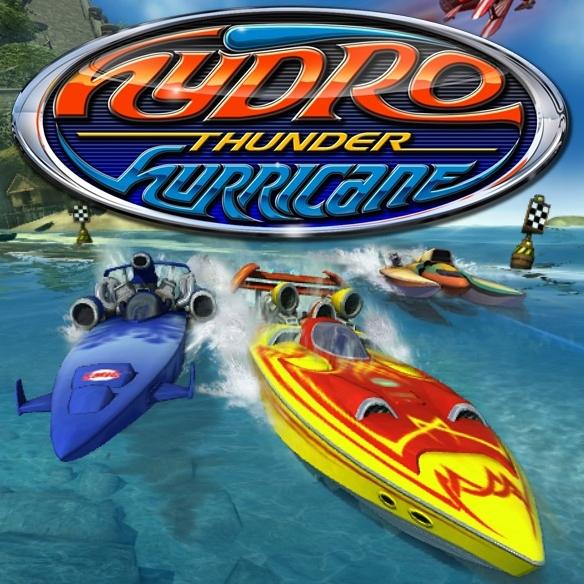 Hydro Thunder Hurricane - Best Xbox 360 Games amazon will