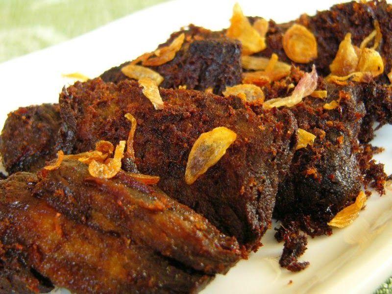 Tips Trik Memasak Resep Gepuk Sunda Makanan Resep Masakan