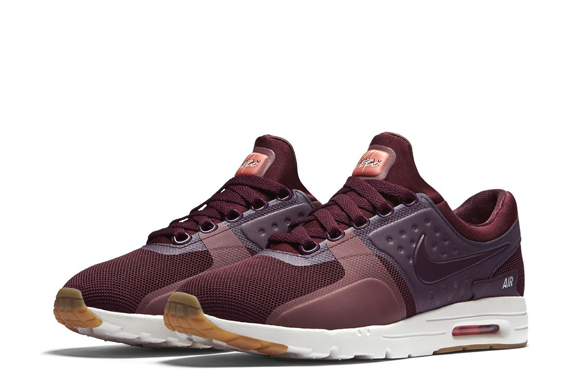 Three Upcoming Nike Air Max Zero Colorways in Women's Sizes