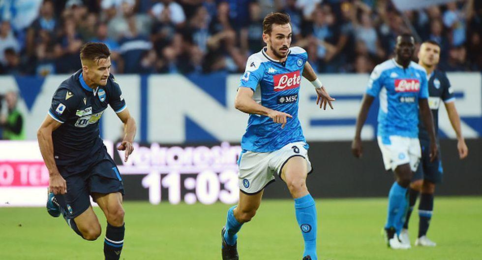 Napoli SPAL en vivo ver partido online y resultado en