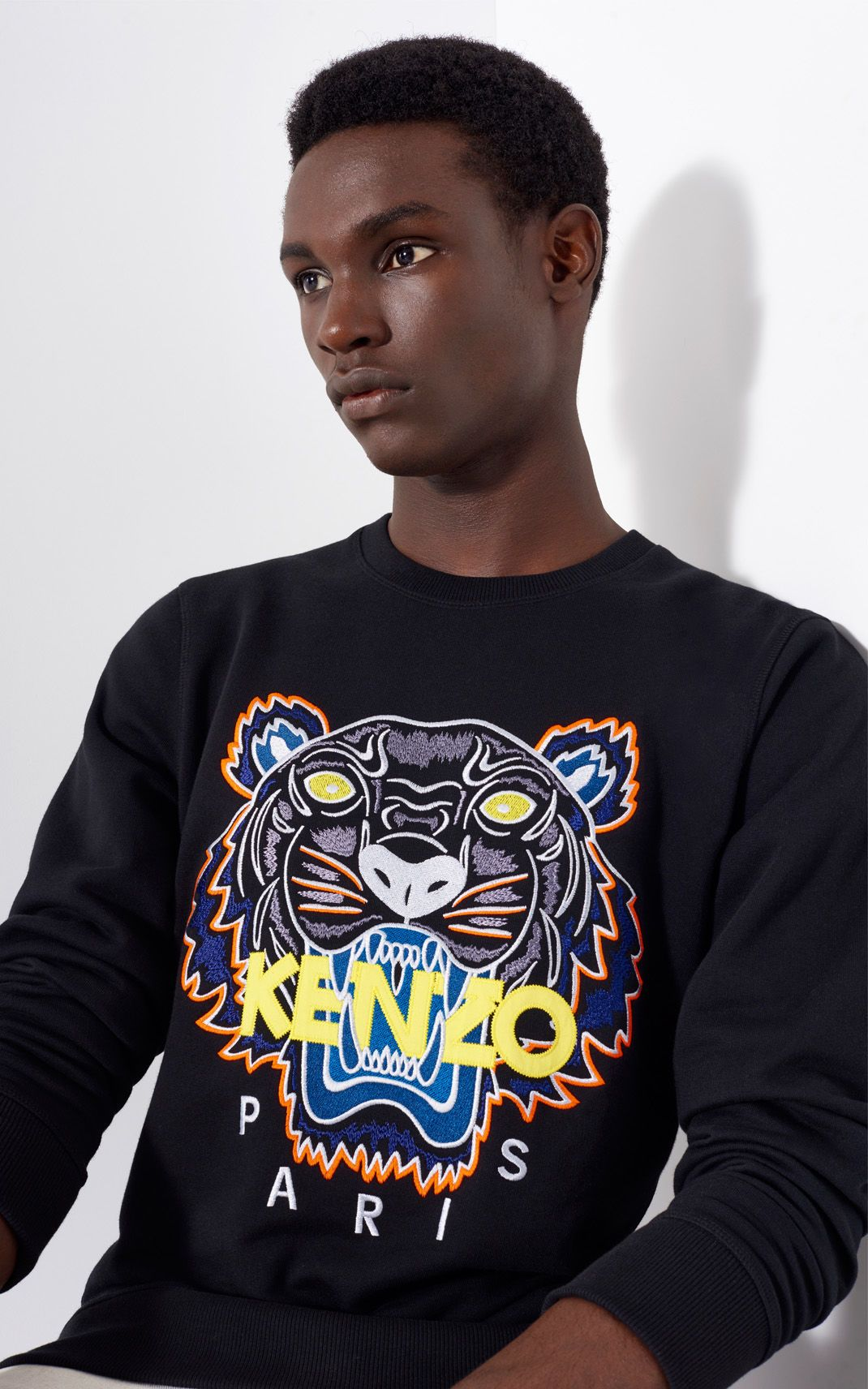 Tiger Sweatshirt for Men Kenzo Tiger