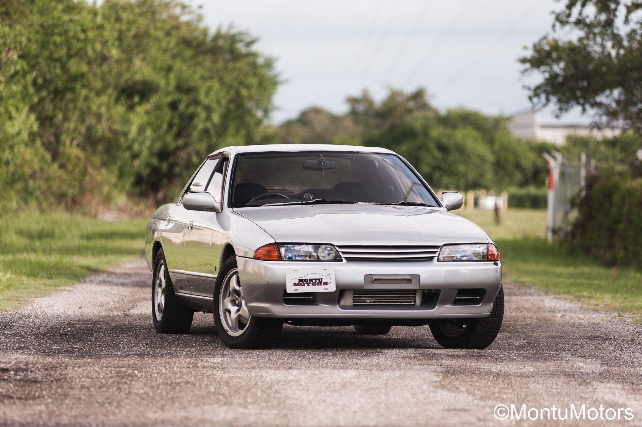 FOR SALE: 1991 NISSAN SKYLINE GTS-4 #MontuMotors 2.3l Stroker motor |  RB25DET Turbo | FMIC | Coupe Taillight Conversion | R32 GTR hood |  Aftermarket Bumper ...