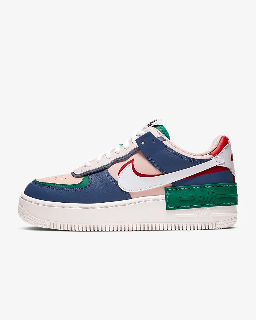 Nike Air Force 1 Shadow Women's Shoe. Nike CA in 2020 | Nike air ...