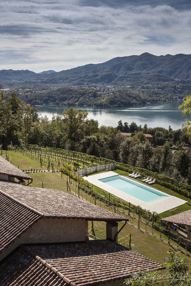Hotel La Darbia Orta San Giulio Piedmont Italy