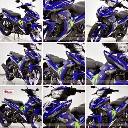Jupiter mx king 150 movistar yamaha motorcycle pinterest motogp jupiter mx king 150 movistar yamaha swarovskicordoba Choice Image