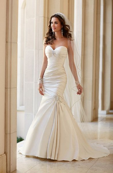 f01efbbea88 5980 Stella York designer wedding gowns are inspired by the world s hottest  red carpet trends. Imagined and handcrafted with stunning detail