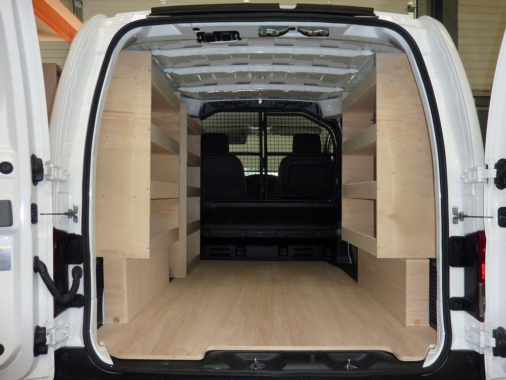 Assez Kit d'aménagement NV200 (1 porte latérale) + Pose | Camions  EJ67