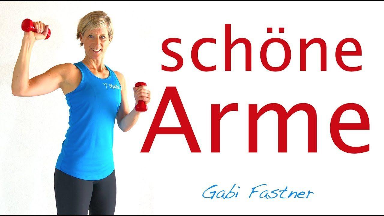 �Tolle Arme und Schultern für den Sommer in 13 min.