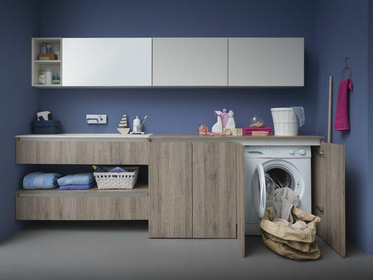 Birex Mobili ~ Wood veneer writing desk with drawers cosimo walnut canaletto