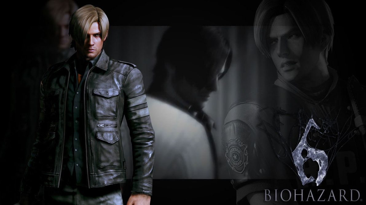 Resident Evil 6 Wallpapers Hd
