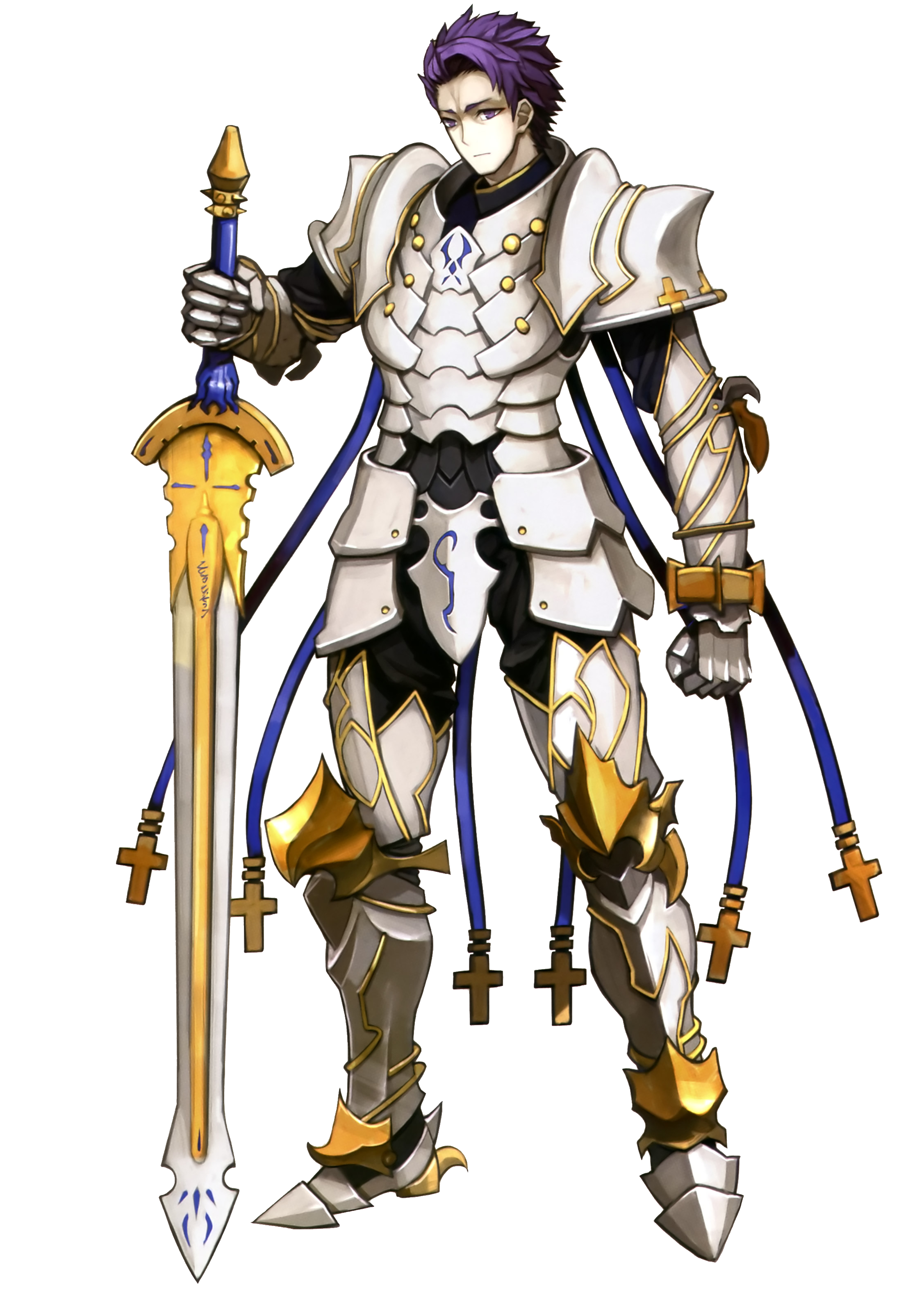 Saber of Fate/Grand Order Saber real identity is Sir