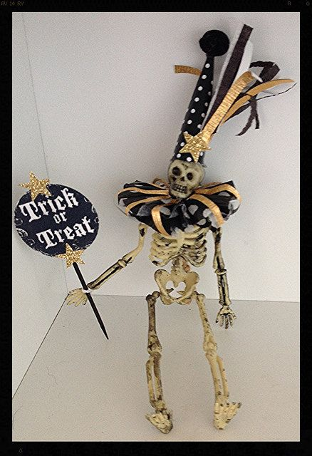 Halloween Decoration Happy Skeleton Halloween Ornament Skeletons - halloween decorations skeletons