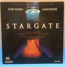 Stargate Rare Laserdisc Movie Film James Spader Kurt Russell 1994 Sci-Fi