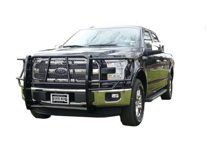 15 21 F150 Ranch Hand Legend Grille Guard Ggf21hbl1 Ford F150 Guard Grilles