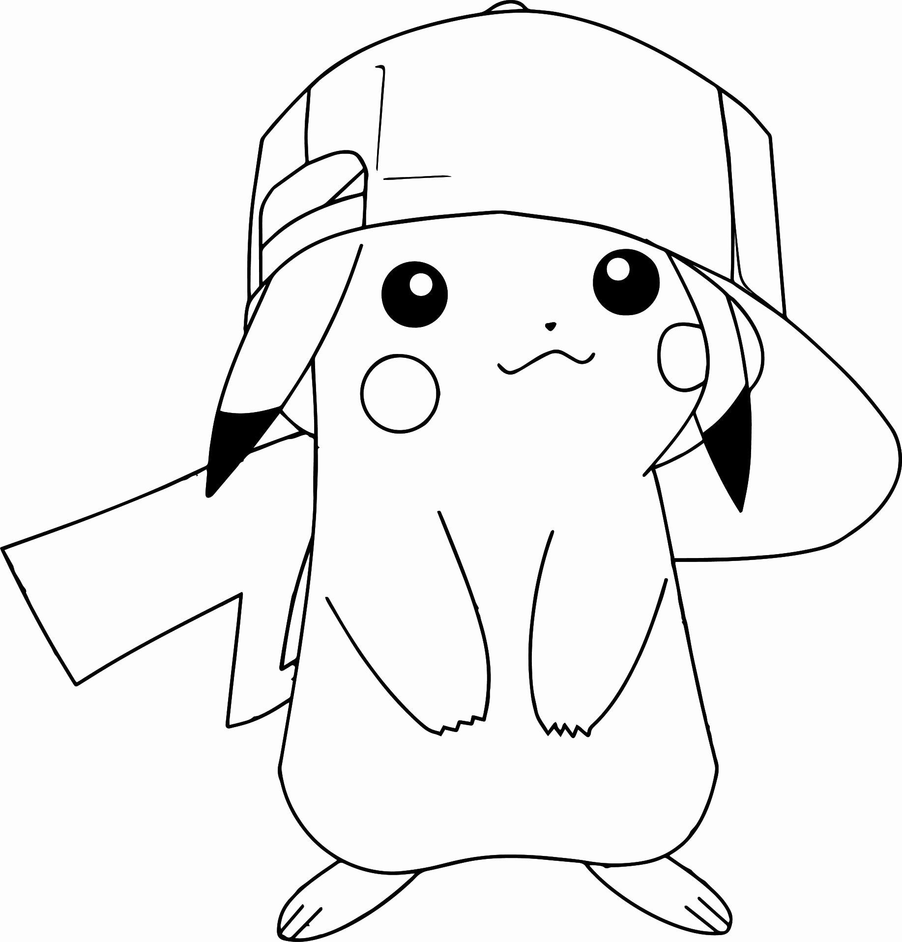Pokemon Coloring Pages Printable Pokemon Coloring Pages Pikachu