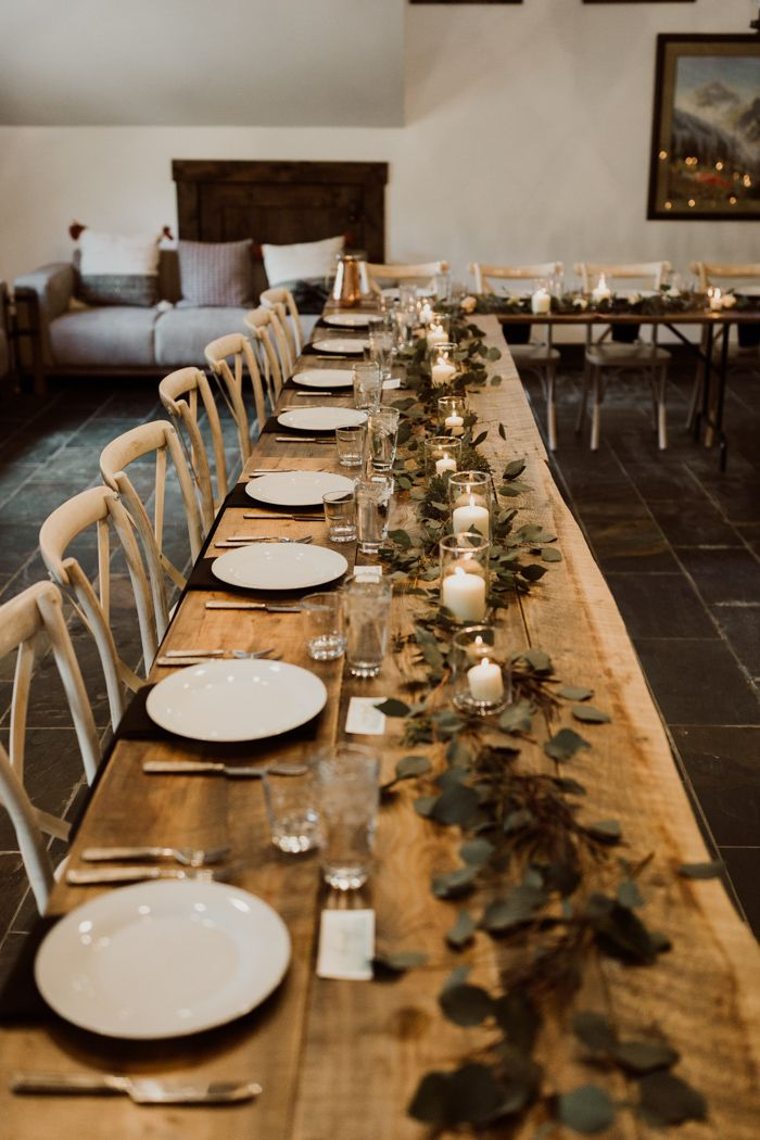 Private Colorado Mountain Getaway Wedding at Blackstone Rivers Ranch #whitecandleswedding