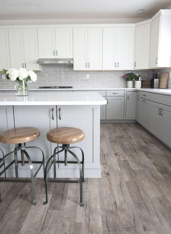 32 Elegant White Kitchen Design Ideas for Your Modern Home