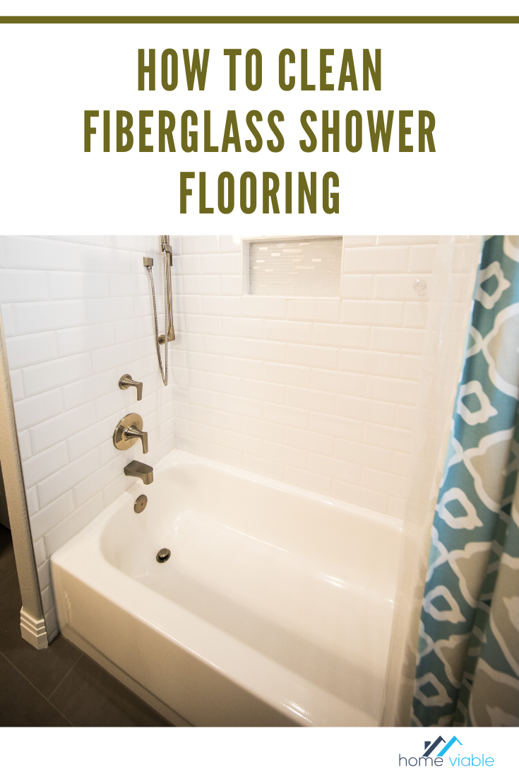Learning How To Clean A Shower Floor With Texture Can Be A Little