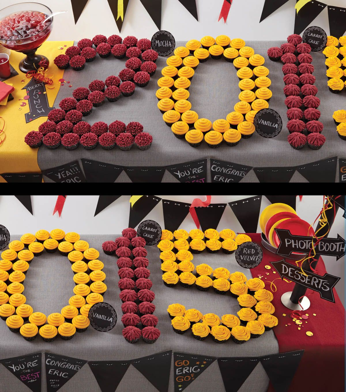 Graduation Cupcake DisplayGraduation Cupcake Display ...