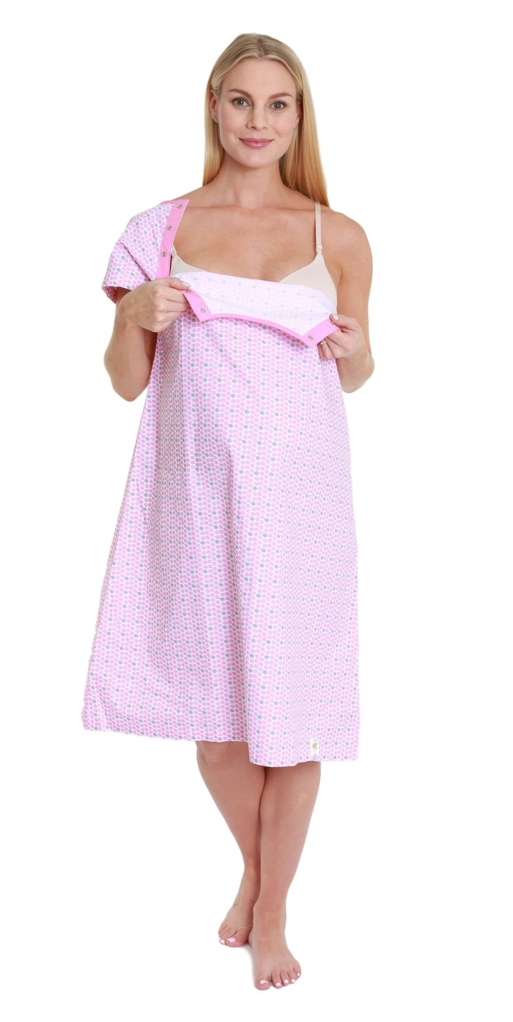 Chloe Gownie Maternity Delivery Labor Hospital Birthing Gown | Not ...