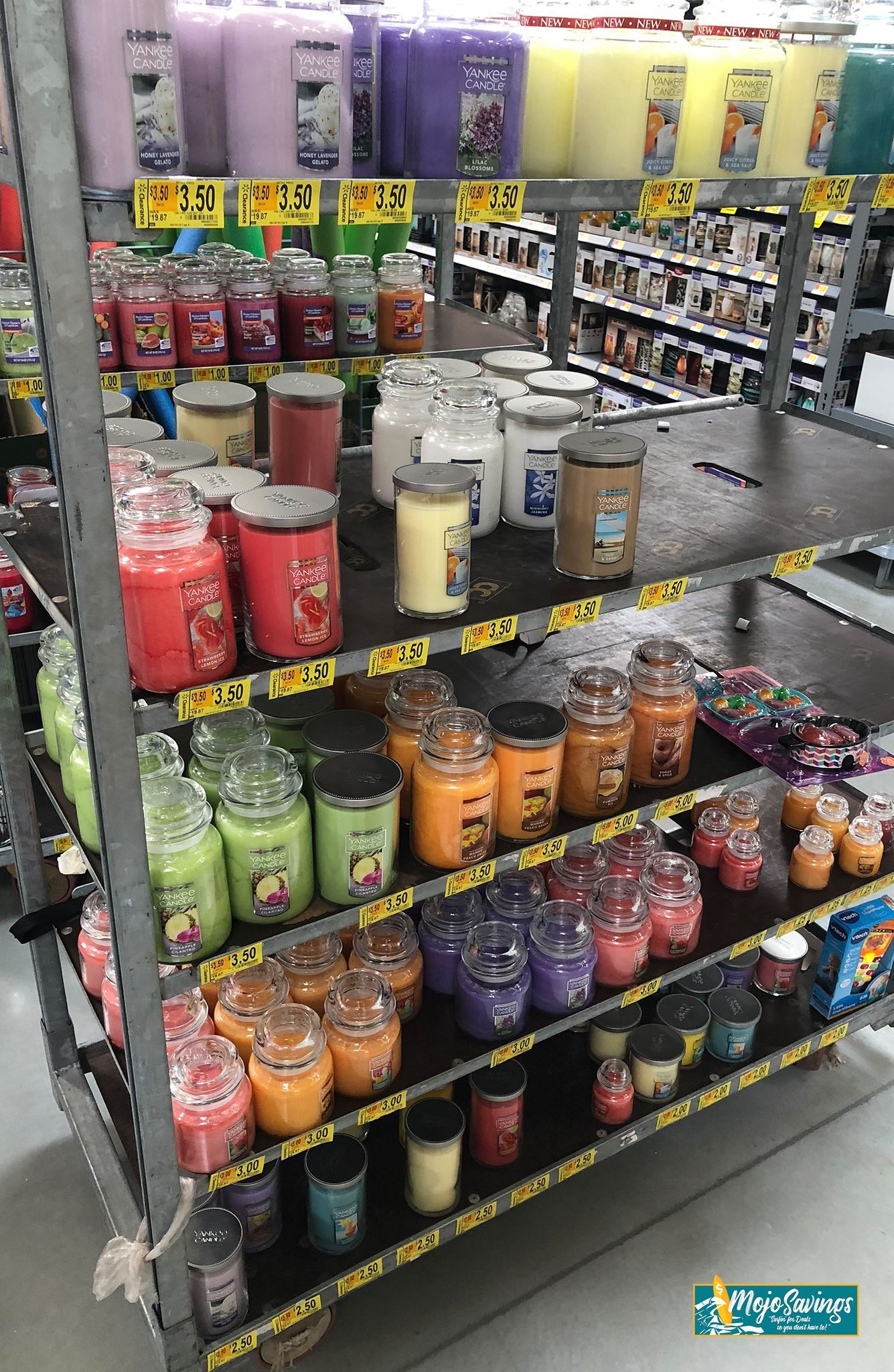 Candle Clearance Sale As Low As 1.00 Walmart