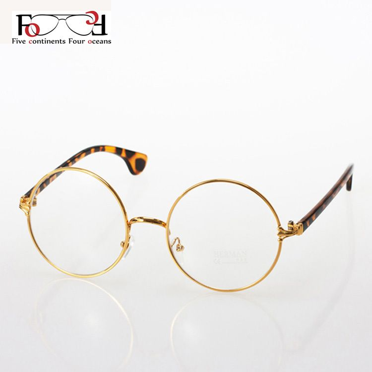 20b489d02df New 2015 Vintage Glasses Women Brand Designer Glasses Frame Round Eyeglasses  Frame Reading Glasses Optical Glasses Oculos Gafas(China (Mainland))