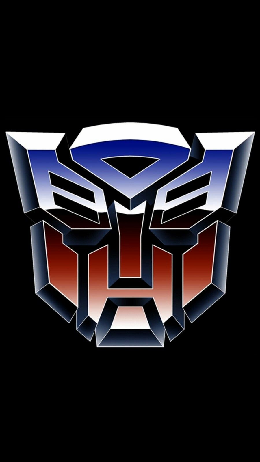 Autobot Retro Logo Iphone Wallpaper Transformer Logo Autobots Logo Autobot Symbol
