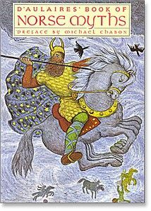 D'Aulaires' Book of Norse Myths #norsemythology