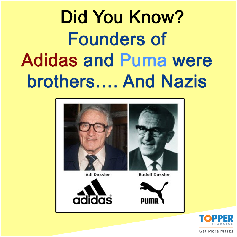 puma and adidas founders