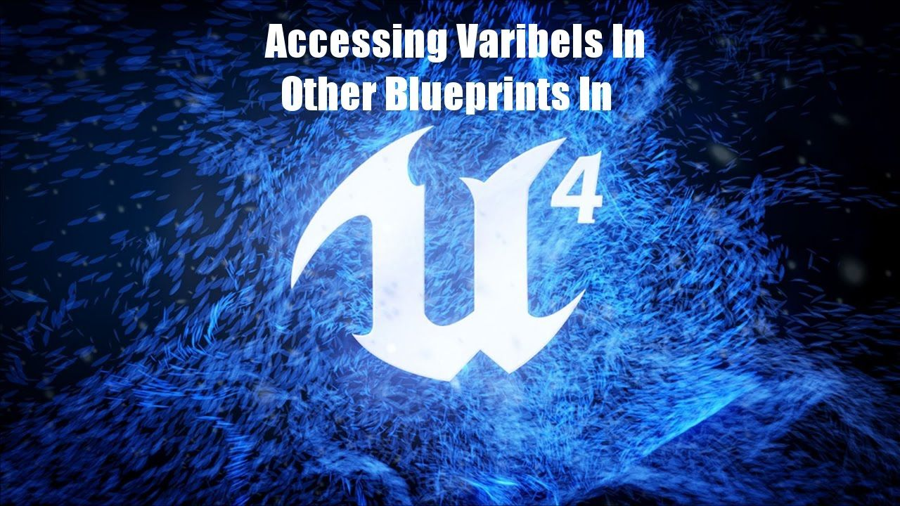 How to get a variable from another blueprint in ue4 ue4tutorial how to get a variable from another blueprint in ue4 malvernweather Image collections