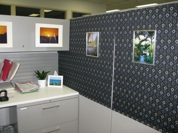 Cubicle Decor Ideas cubicle office decorating ideas. boring office giving you the
