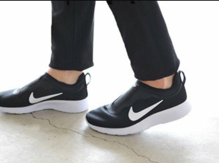 Nike Tanjun Slip Women S Athletic Snickers Black Size 9 5 Nike Athleticsnickers Nike Tanjun Athletic Women Nike