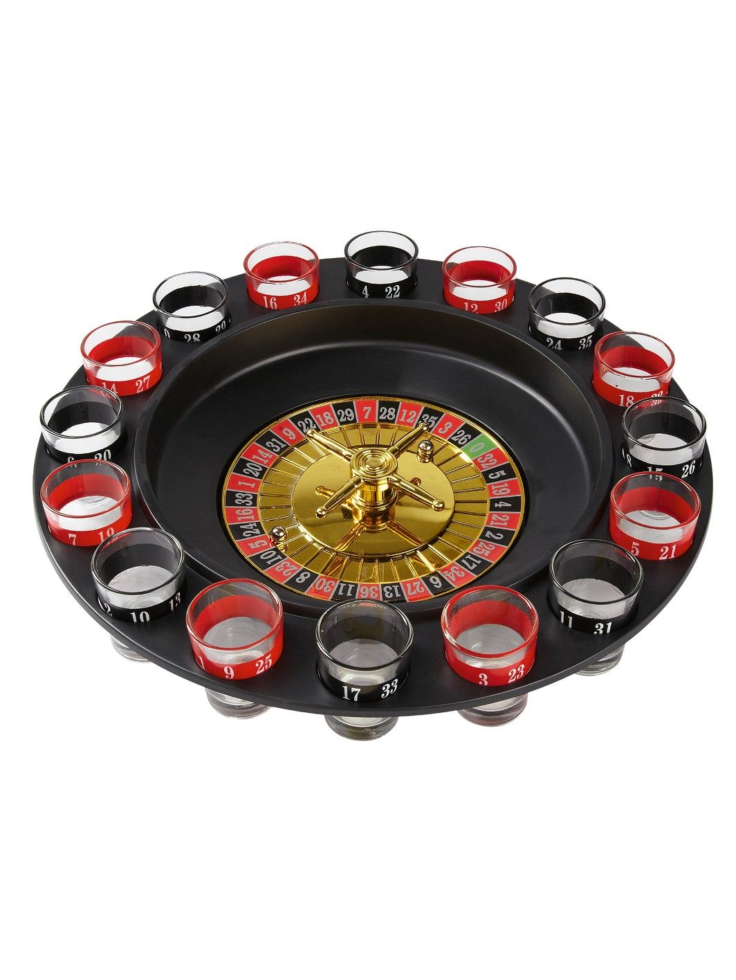 Shot Roulette Drinking Game Christmas Xmas Gift Gifts