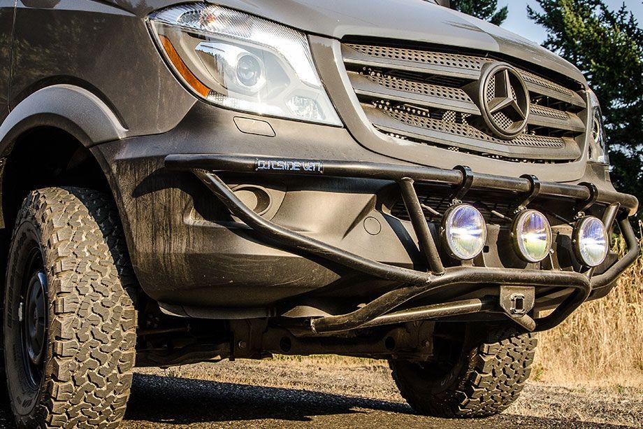 Tire Upgrade Outside Van Monster trucks, Vans, Custom
