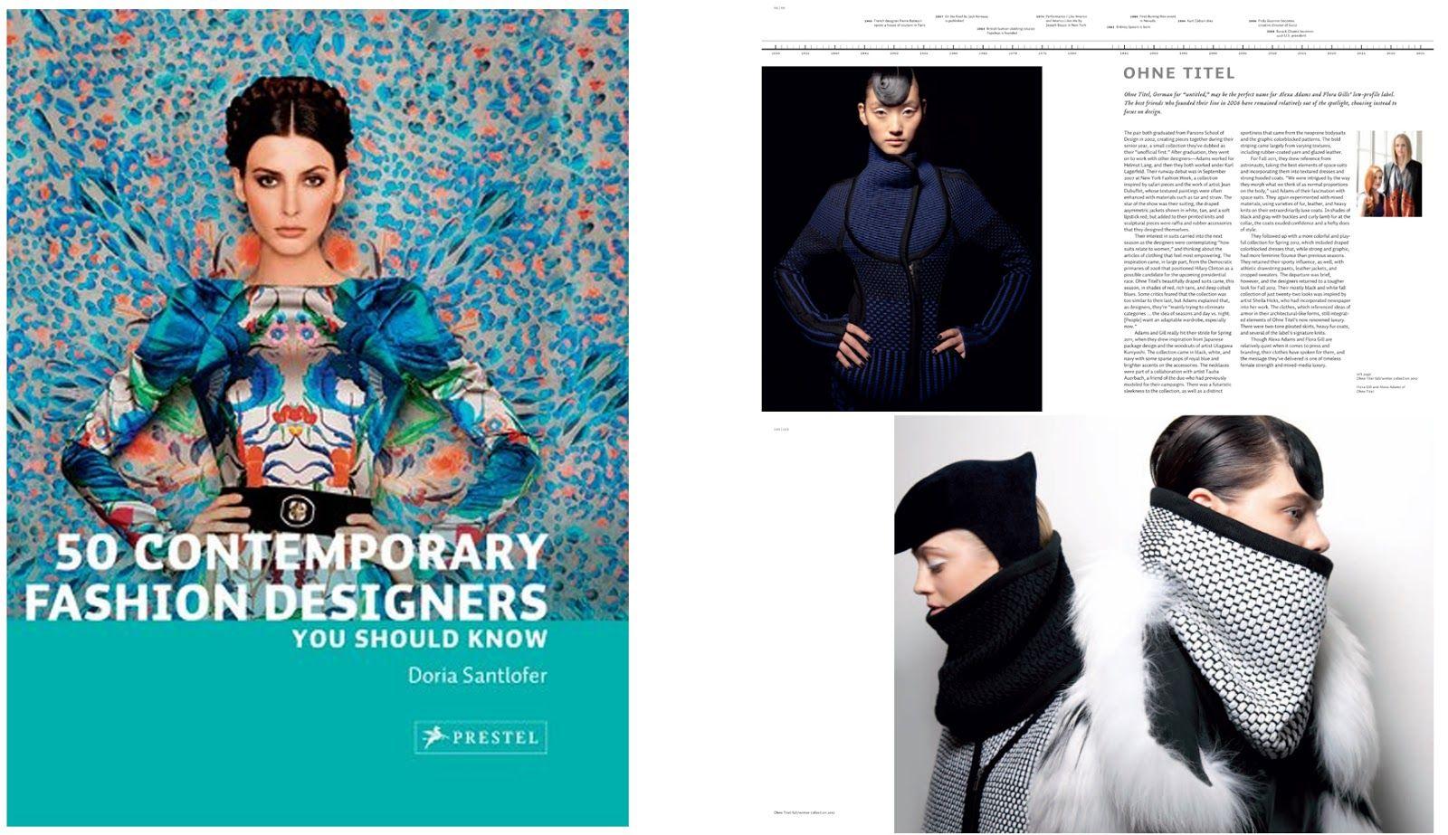 Darren Hall 50 Contemporary Fashion Designers You Should Know Contemporary Fashion Fashion Design Fashion