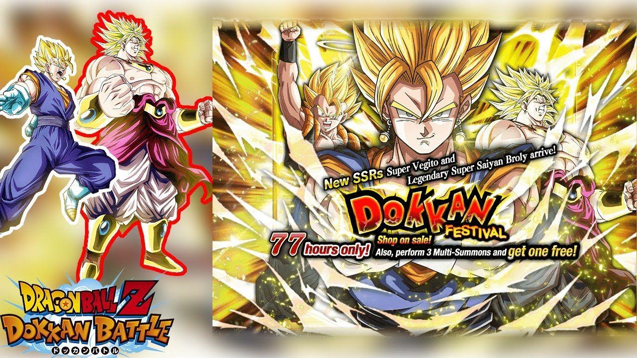 Dokkan Festival Super Vegito Summons OVER 102 DRAGONSTONES AND ONLY ONE ...