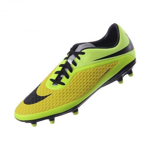 quality design f4edf 9e1b4 El calzado de fútbol para superficies firmes para hombre Nike Hypervenom  Phelon está diseñado para ofrecer