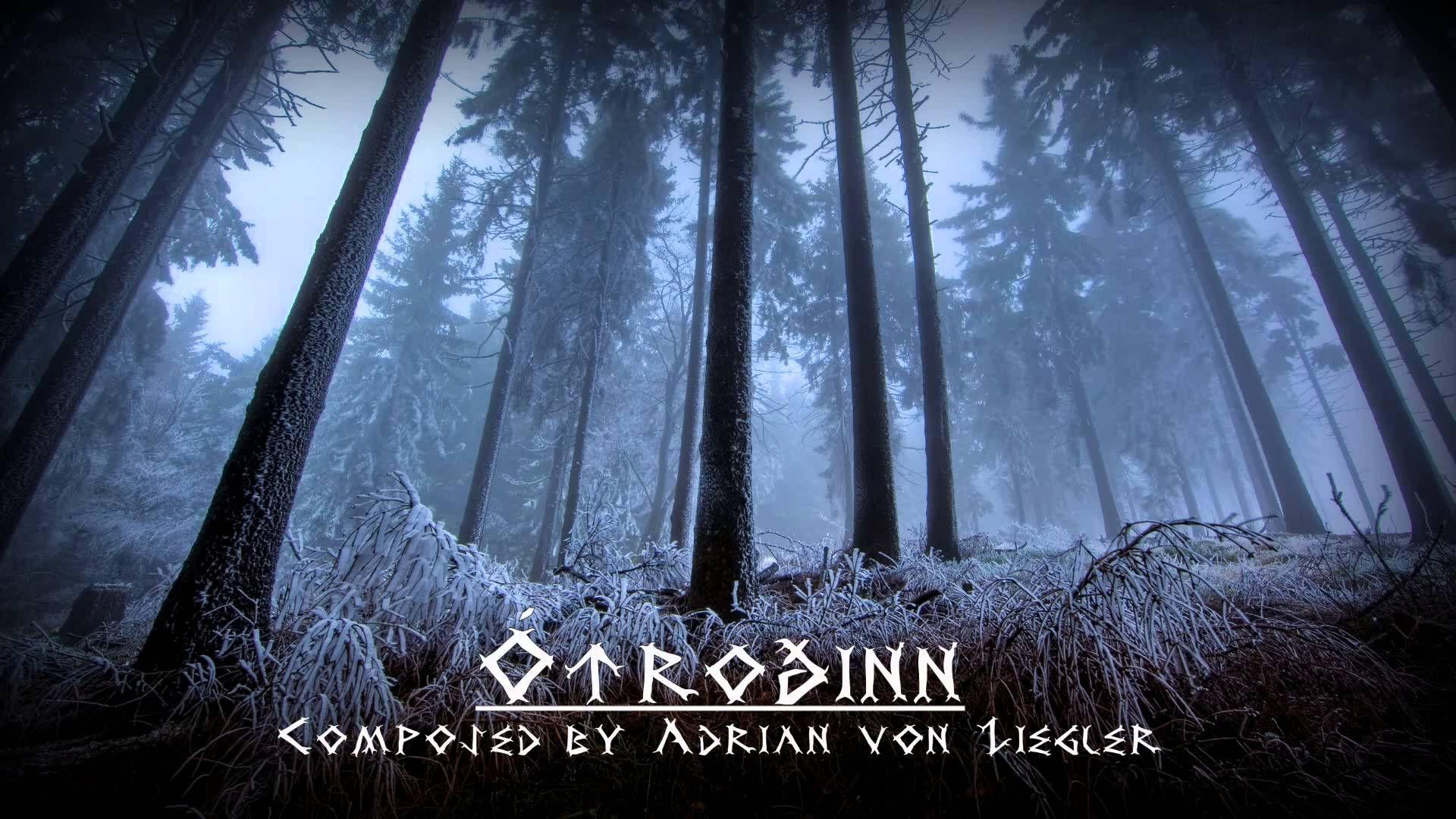 Relaxing Nordic/Viking Music - Ótroðinn | earth music
