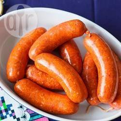 Cómo hacer chorizo español @ allrecipes.com.mx