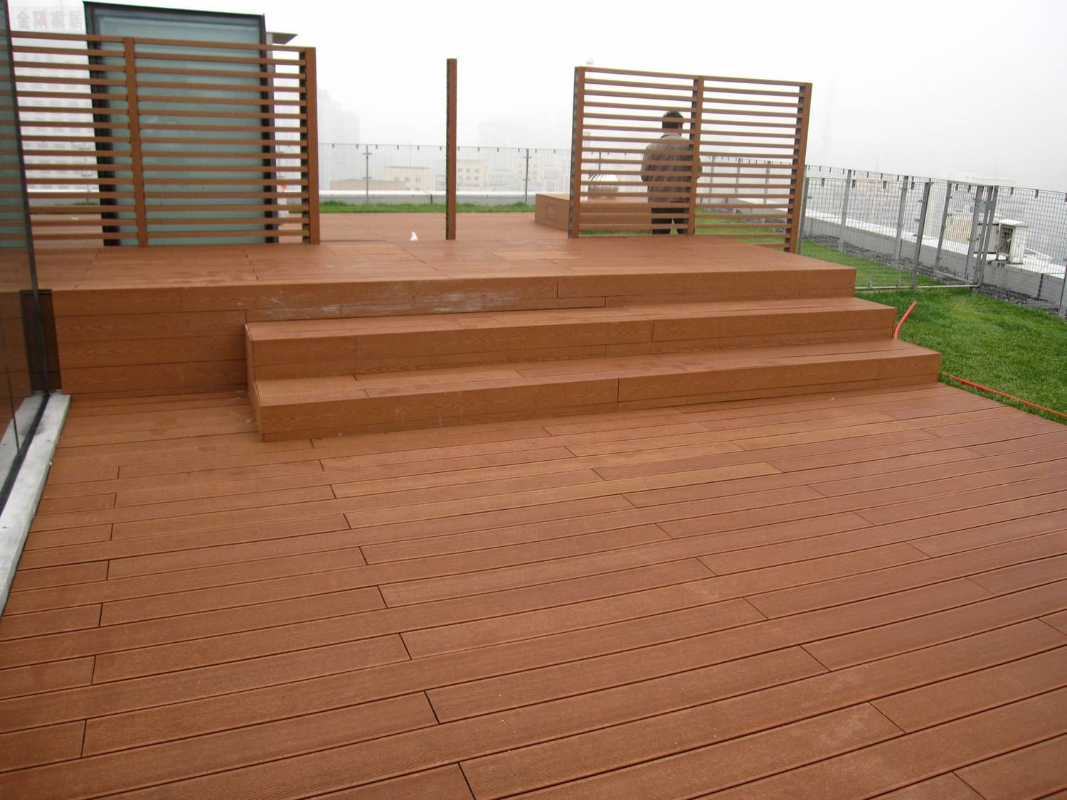 Laminated Flooring External Porch Deck Skirting And Project Mesh Balcony And Deck Board Canada Deck Skirting Deck Decks And Porches