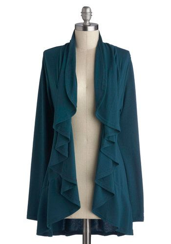 Browsing for Books Cardigan, #ModCloth