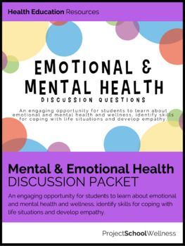 Movie Discussion Questions Inside Out Of Mental Health Health