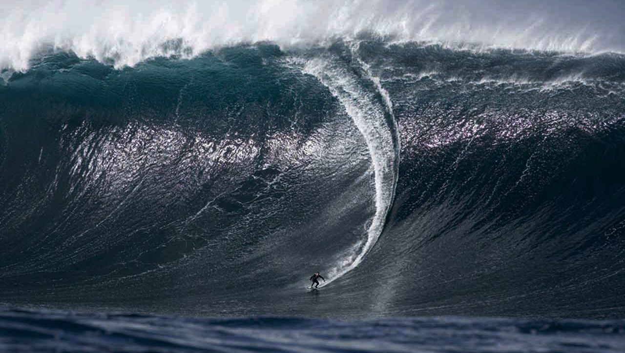 big-wave-surfing-2 | Surfing | Pinterest | Big wave ...