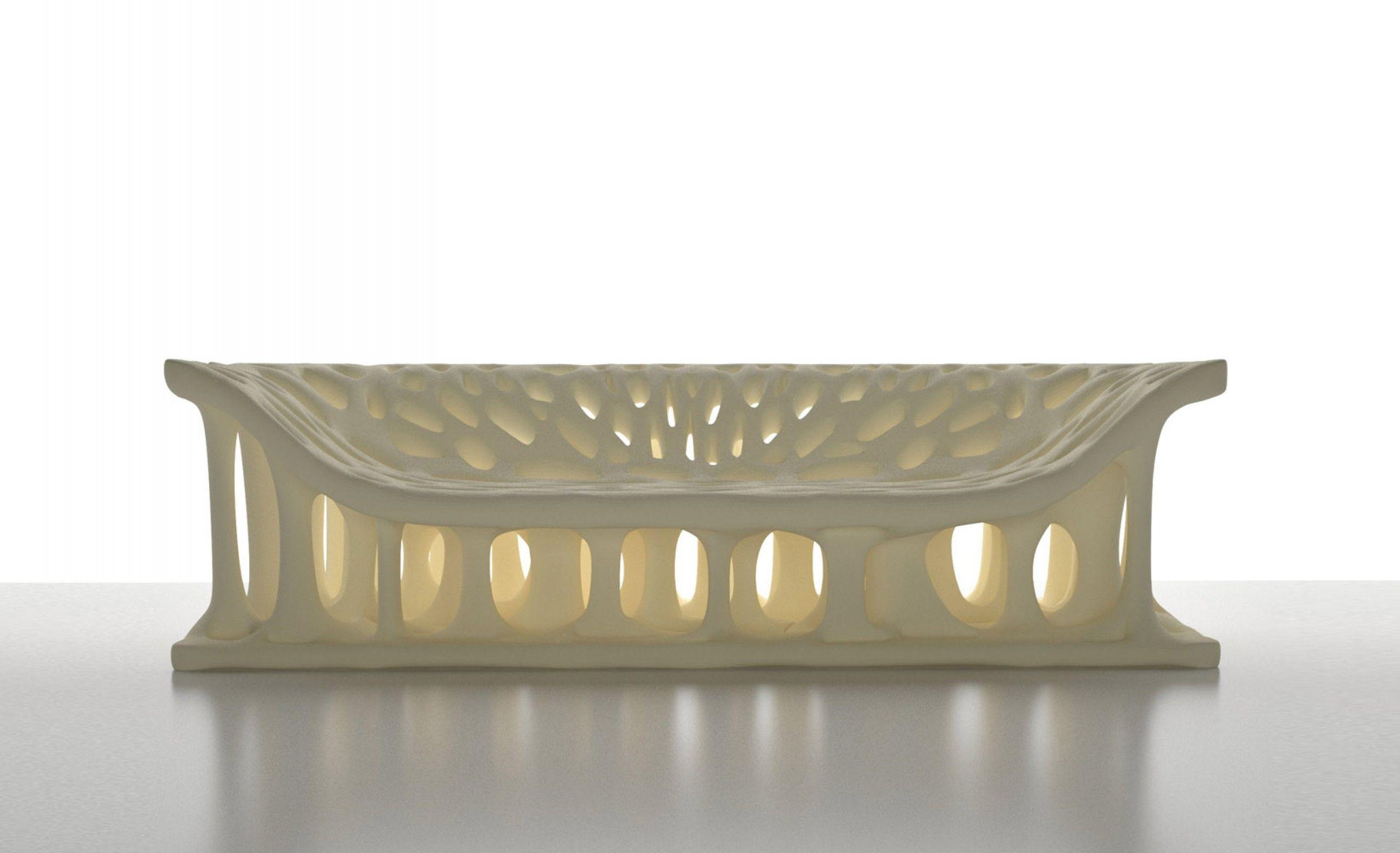 Treelike Chair Digital fabrication, Outdoor decor, 3d shape